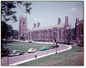 Hart House, University of Toronto, 1953
